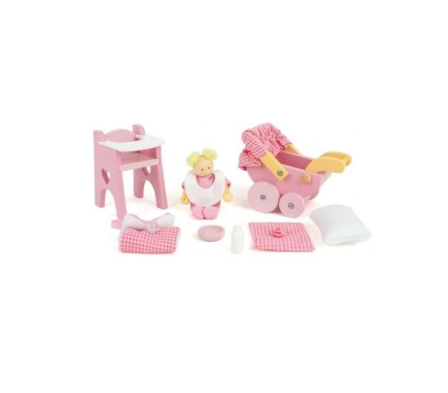 Le Toy Van Nursery Set Toys Baby Toddler Craniums Books