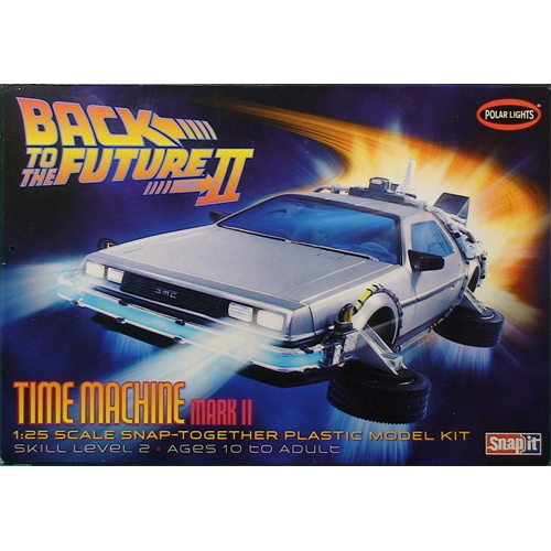 1/25 Back to the Future Delorean MK11 (Flying)