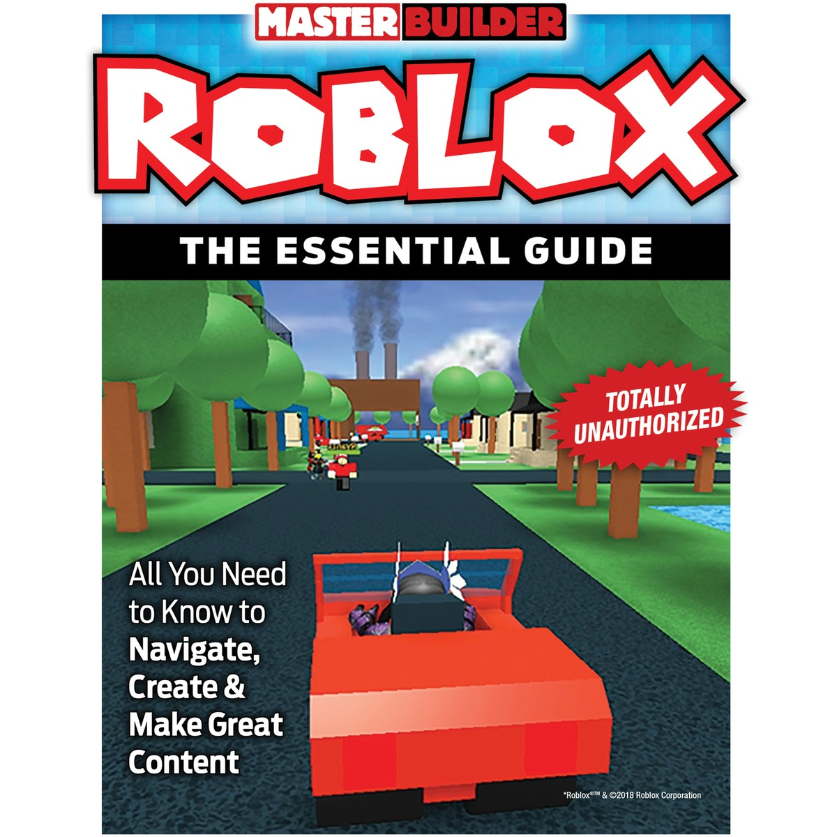 Roblox Toolbox Toy Roblox The Essential Guide Books Non Fiction Craniums Books Toys Hobbies Science Art Roblox Bonf