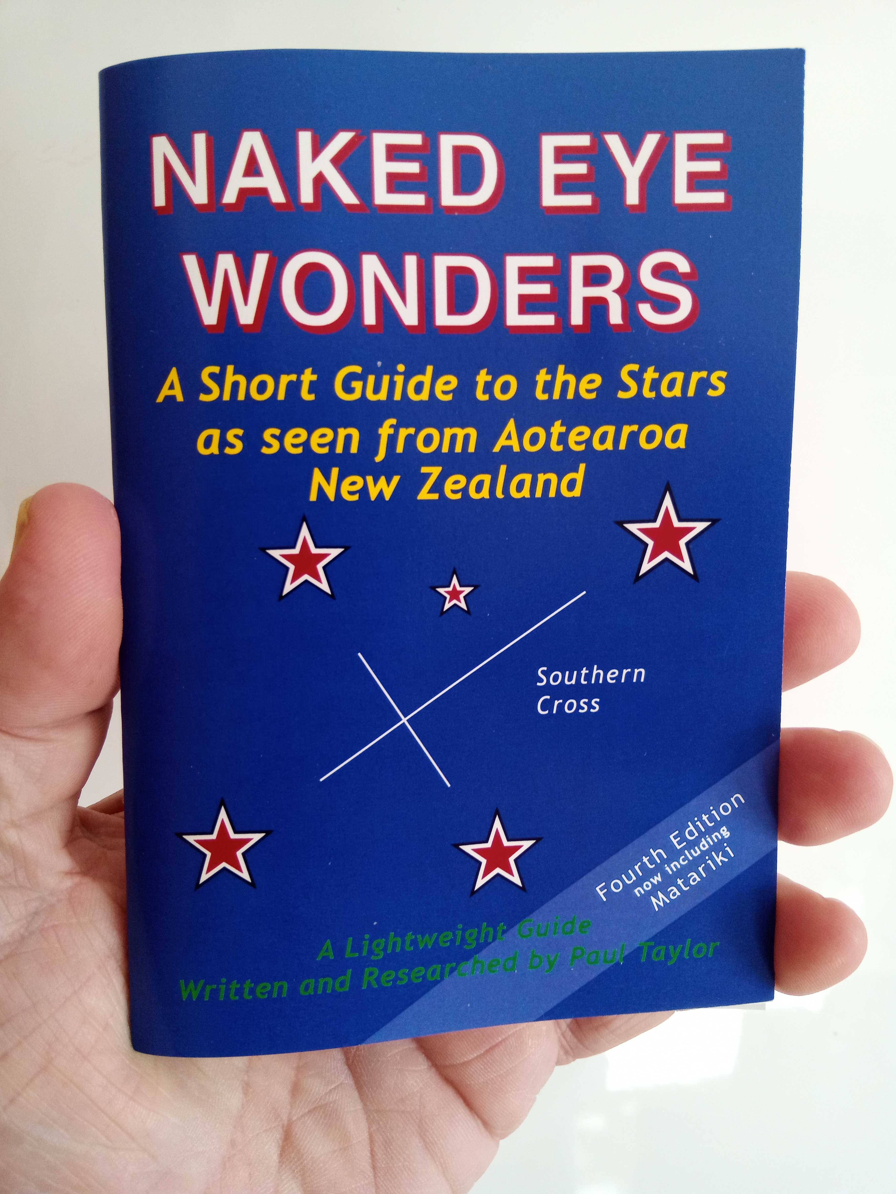 Naked Eye Wonders A Short Guide to the Stars as Seen from