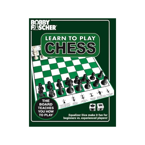 Bobby Fischer – Learn to Play Chess
